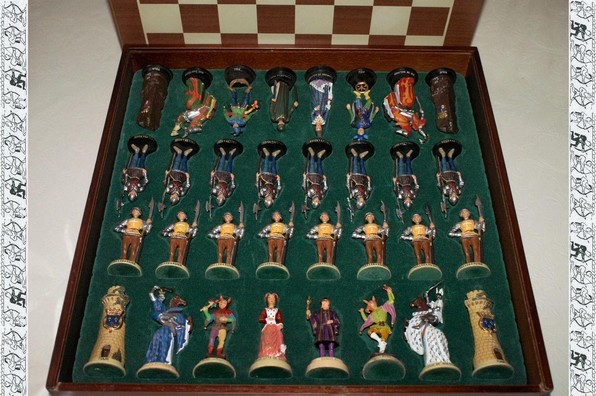 Chess Maniac World.Com jeu-dechecs-moyen-age-32-pieces-en-plombs_n002