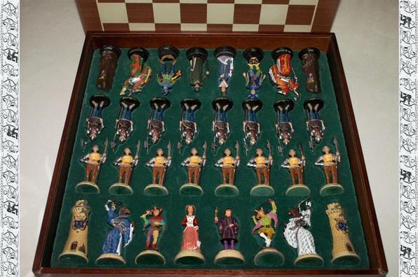 Chess Maniac World.Com jeu-dechecs-moyen-age-32-pieces-en-plombs_n002